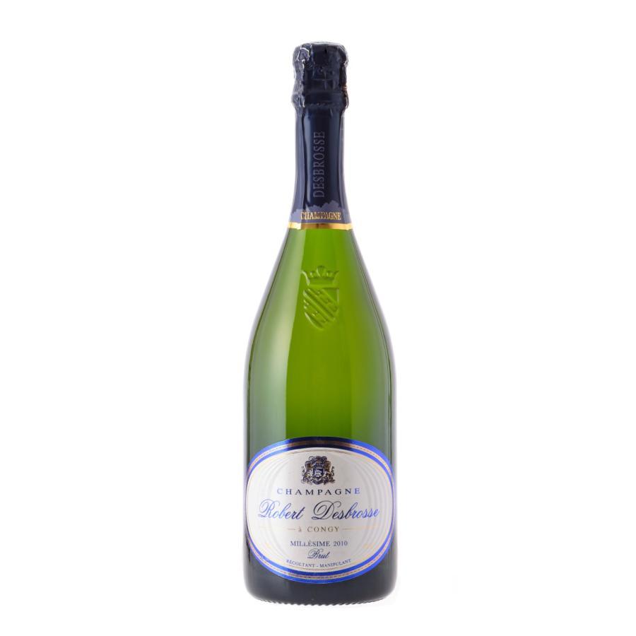 シャンパン ロベール デブロス ミレジム 2010 750ml 辛口 化粧箱入|chanpanwain|03