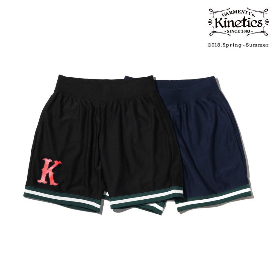 Kinetics Mesh Shorts (2色展開) 18SS-I