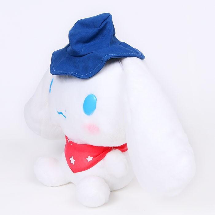 ぬいぐるみ☆アウトドアデザインシリーズ シナモロール charahouse 02