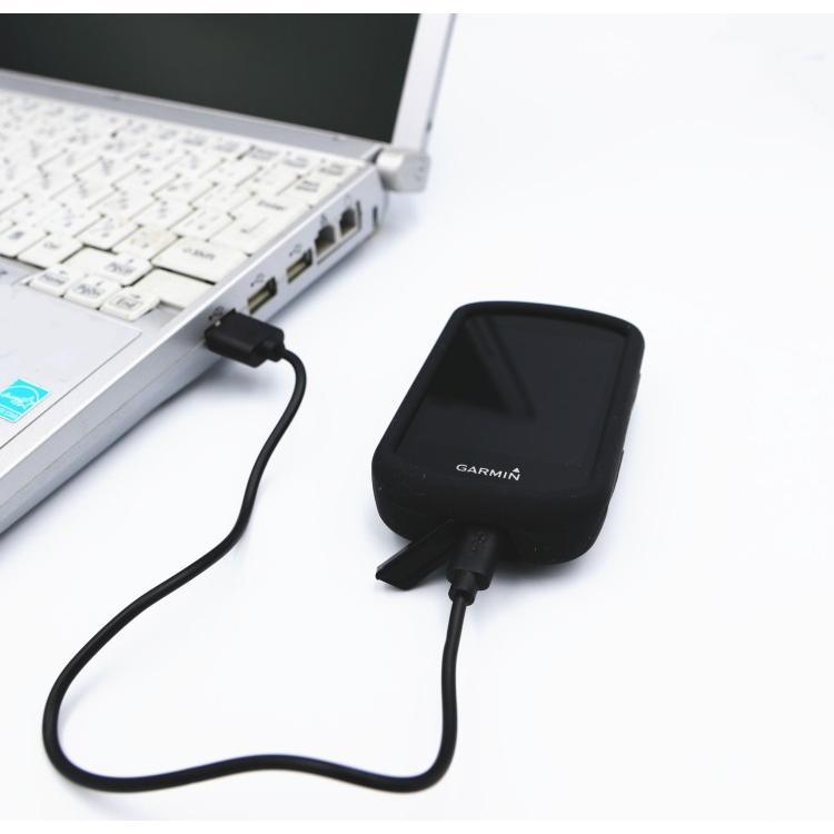 COLLINS PLUS ガーミン エッジ 830 530 用 シリコンケース 保護フィルムセット GARMIN Edge830 Edge530|chari-o|03