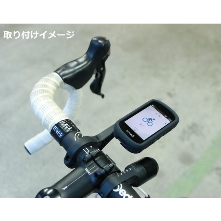 COLLINS PLUS ガーミン エッジ 830 530 用 シリコンケース 保護フィルムセット GARMIN Edge830 Edge530|chari-o|04