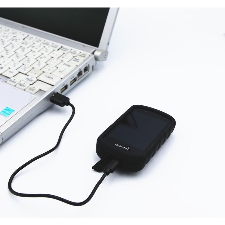 COLLINS PLUS ガーミン エッジ 830 530 用 シリコンケース 保護フィルムセット GARMIN Edge830 Edge530|chari-o|09