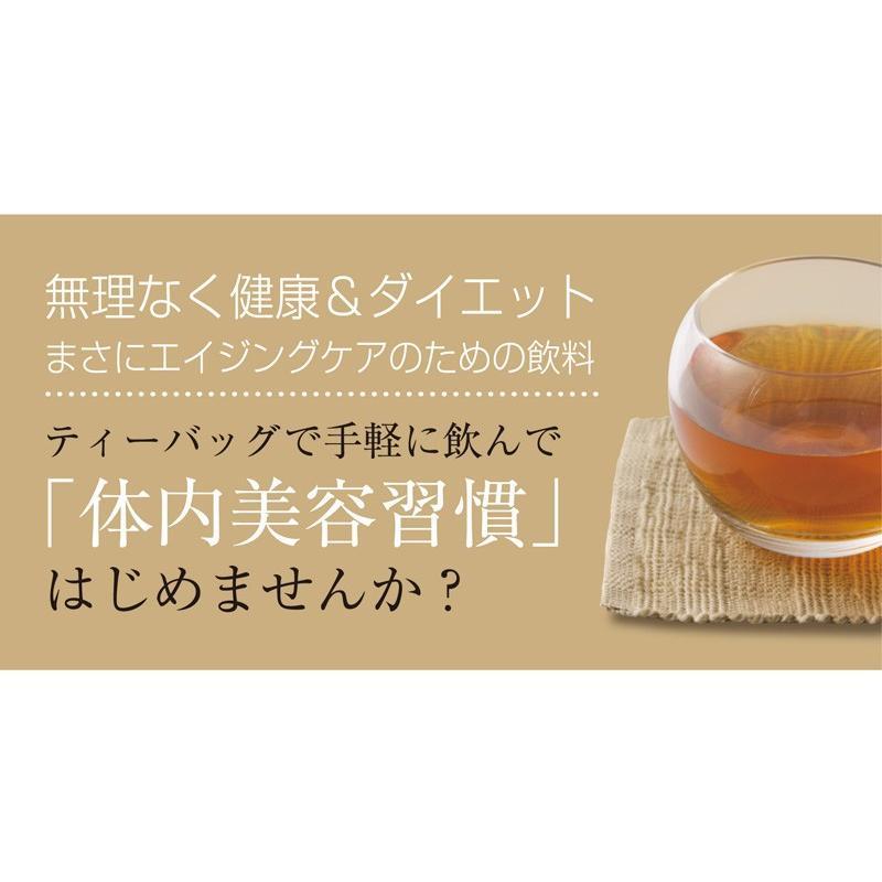 ごぼう茶 国産ごぼう茶ティーバッグ 40包セット ネコポス便 送料無料 ゴボウ茶 牛蒡茶|chashoan|12