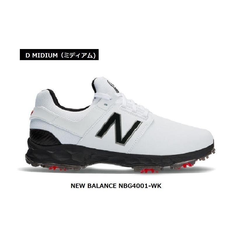 US ニューバランス2020 Fresh 新品未使用 期間限定で特別価格 Form LinksPRO 4E メンズスパイクゴルフシューズ D NBG4001-WK