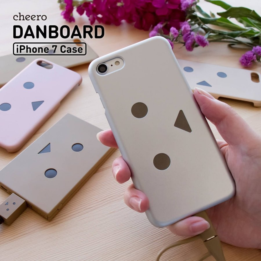 iPhone SE 第2世代 対応 iPhone 8 iPhone 7 ケース ダンボー キャラクター チーロ cheero Danboard Case for iPhone 7 & 8 & SE|cheeromart|03