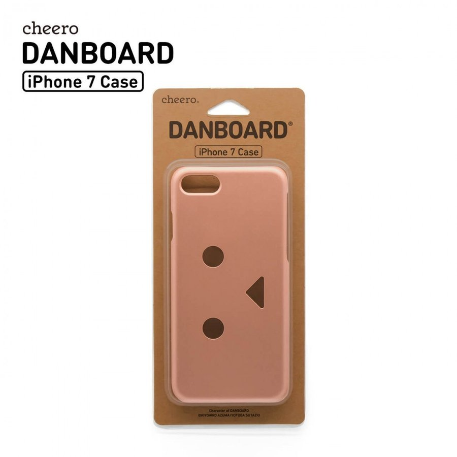 iPhone SE 第2世代 対応 iPhone 8 iPhone 7 ケース ダンボー キャラクター チーロ cheero Danboard Case for iPhone 7 & 8 & SE|cheeromart|06