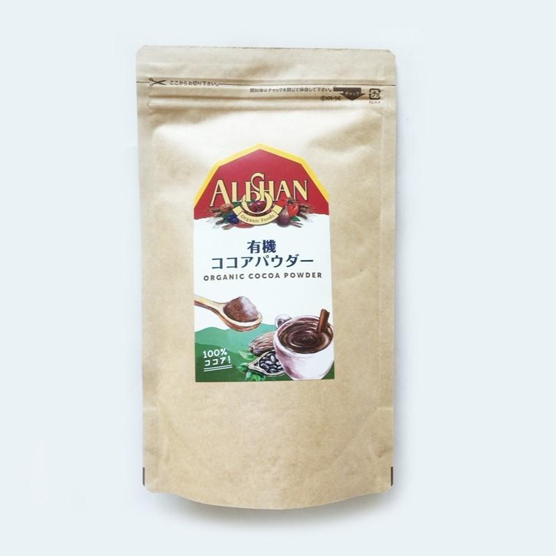 有機JAS ココア ココアパウダー 25kg アリサン オーガニック 無糖 ノンシュガー おやつ ギフト 無添加 製菓 製パン