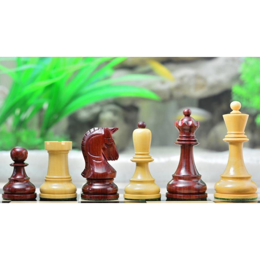 チェス駒 ドゥブロヴニク 92mm バドローズ 海外直送