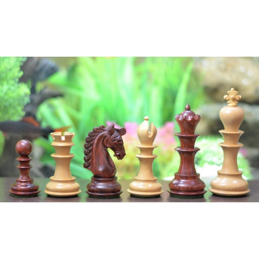 チェス駒 ハリケーン 119mm バドローズ 海外直送
