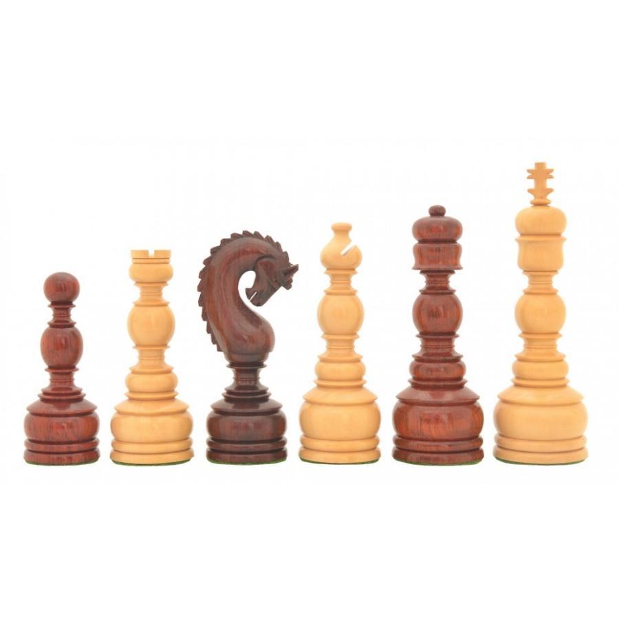 チェス駒 ラグジュアリータワー 128mm バドローズ 海外直送