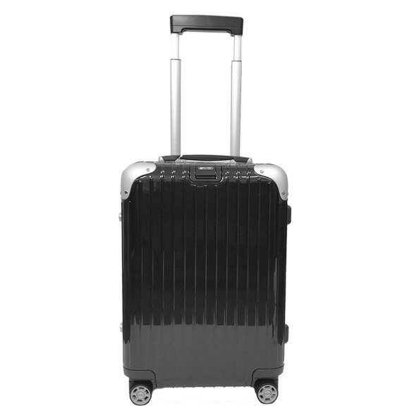 リモワ RIMOWA リンボ 37L (機内持ち込み) LIMBO 4輪マルチホイール スーツケース 881.53.50.4 MULTIWHEEL ブラック 黒 BLACK