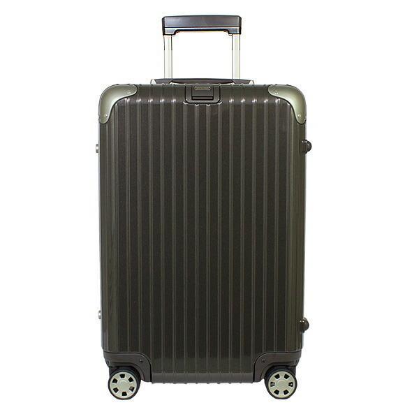 リモワ RIMOWA リンボ 60L LIMBO 4輪マルチホイール スーツケース 881.63.33.4 MULTIWHEEL グラナイトブラウン GRANITE BROWN