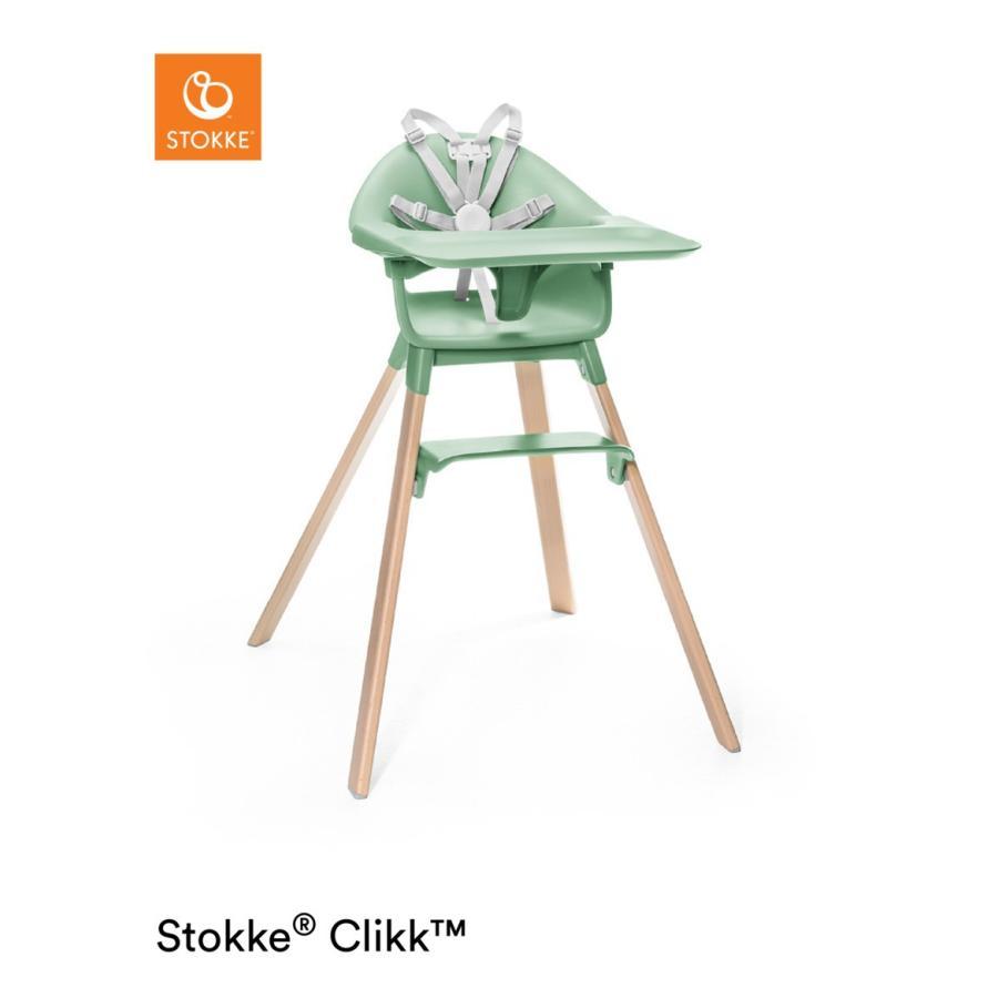 STOKKE ストッケ正規販売店 CLIKK クリック チェア クラウドグレー ホワイト クローバーグリーン サニーコーラル|chica-chico|02