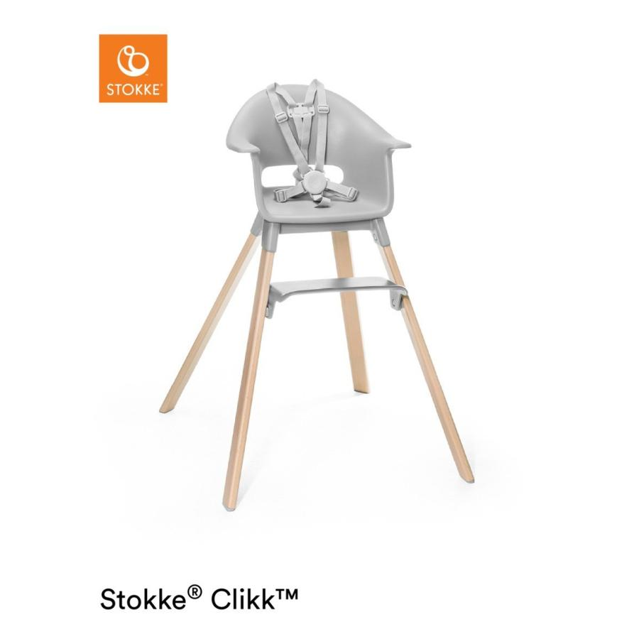 STOKKE ストッケ正規販売店 CLIKK クリック チェア クラウドグレー ホワイト クローバーグリーン サニーコーラル|chica-chico|03