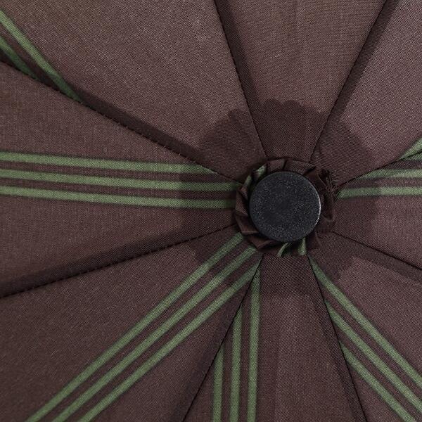 傘 Waterfront ストロングアーミーストライプ折りたたみ傘 男性 雨傘 全3色 親骨65cm STAST-3F65-UH-1T【店長おすすめ】|chicclover|12