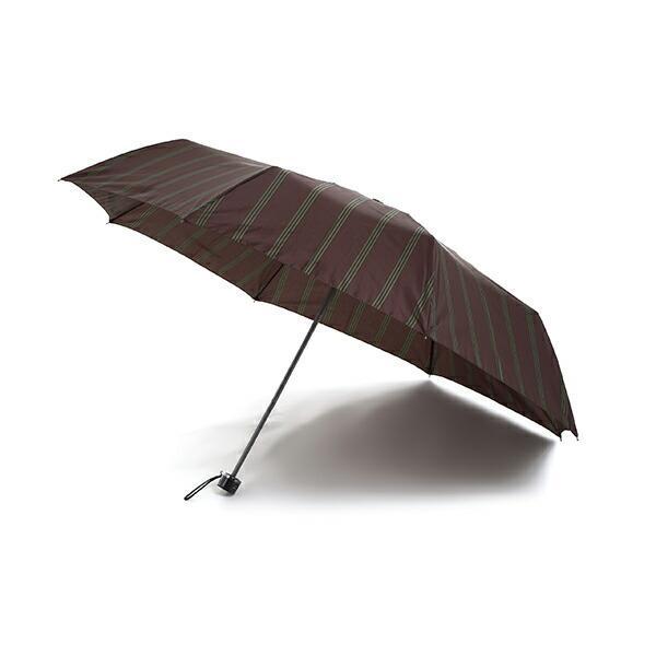 傘 Waterfront ストロングアーミーストライプ折りたたみ傘 男性 雨傘 全3色 親骨65cm STAST-3F65-UH-1T【店長おすすめ】|chicclover|14