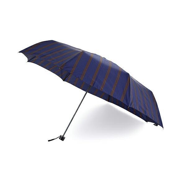 傘 Waterfront ストロングアーミーストライプ折りたたみ傘 男性 雨傘 全3色 親骨65cm STAST-3F65-UH-1T【店長おすすめ】 chicclover 16