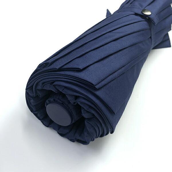 2020年新作 傘 メンズ ウォーターフロント Waterfront 16本骨折りたたみ傘 16RIB Folding Umbrella 男性 学生 晴雨兼用傘 雨傘 日傘 全2色|chicclover|06
