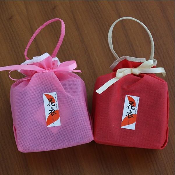 創作塩昆布巾着2袋セット chiki-gift 03