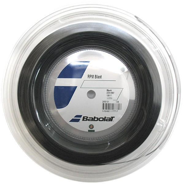 バボラ RPMブラスト 200m BA243101 硬式テニス テニスガット ストリング