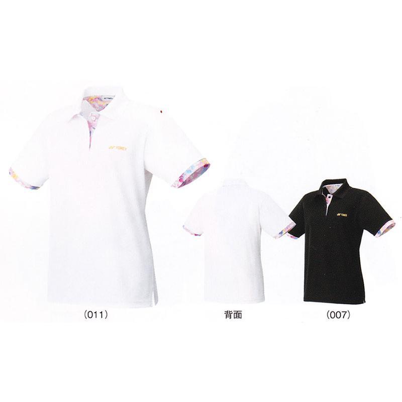 ヨネックス WOMENポロシャツ(レギュラータイプ) 20305 バドミントン テニス シャツ 半袖 ウィメンズ レディース YONEX 2016年モデル ゆうパケット対応