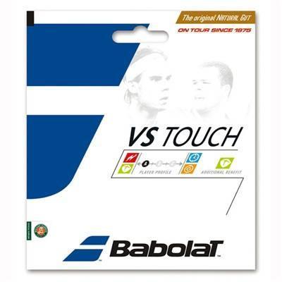バボラ VSタッチ 12m BA201025 硬式テニス テニスガット ストリング Babolat