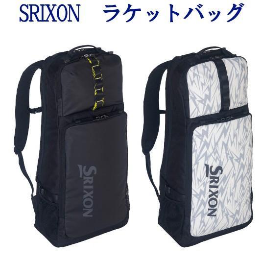 スリクソン ラケットバッグ(ラケット2本収納可) SPC-2910 2019SS テニス ソフトテニス