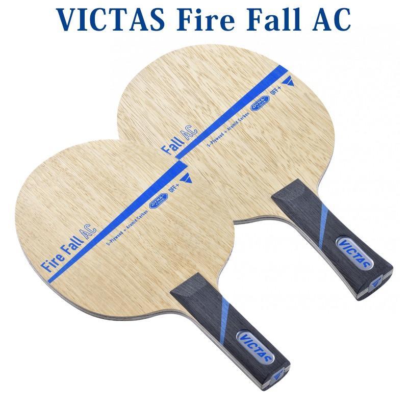 VICTAS Fire Fall AC 02750x 2018SS 卓球 取寄品