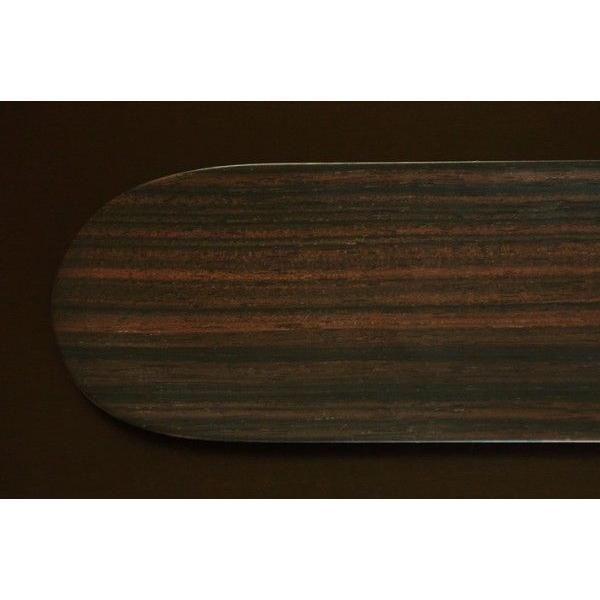 ペントレイ 縞黒檀 ペントレー ペン皿 トレイ トレー 木製 シンプル デザイン 無垢 おしゃれ 高品質 上質 ギフト プレゼント 贈り物 社内 上司 chisui 06