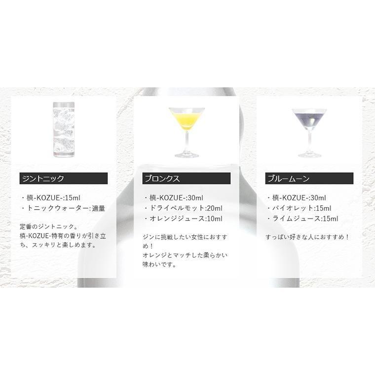 ジン クラフトジン 和製ジン chokyuan 12