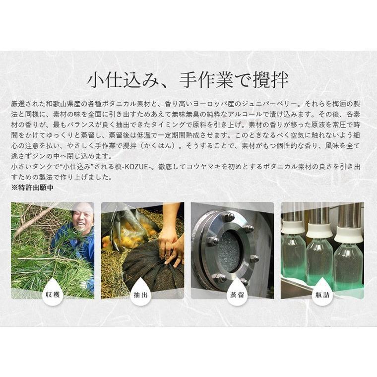 ジン クラフトジン 和製ジン chokyuan 10