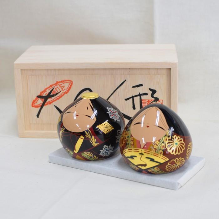 大内人形 A-6 大内塗工房ふるや 山口市 伝統工芸品|choshuen-y|02