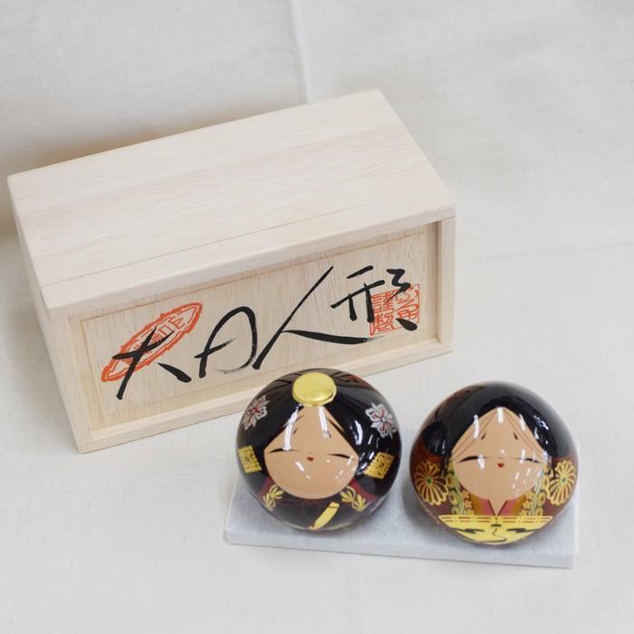 大内人形 A-6 大内塗工房ふるや 山口市 伝統工芸品|choshuen-y|03