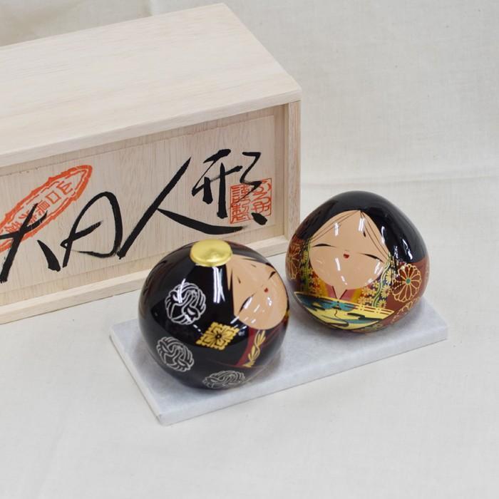 大内人形 A-7 大内塗工房ふるや 山口市 伝統工芸品 choshuen-y 04