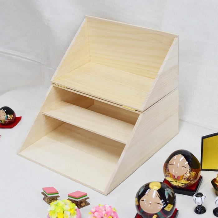 雛人形 大内ひな 2021 大内人形 大内塗工房ふるや 折りたたみ型 おひなさま 山口 送料無料 choshuen-y 10