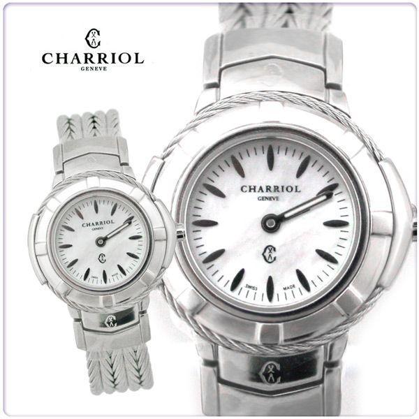 最安値で  シャリオール 腕時計 レディース CHARRIOL 腕時計 時計 CELTIC ケルティック クォーツ レディース ウオッチ 時計 正規品 送料無料, enzo_produce:5726b722 --- airmodconsu.dominiotemporario.com