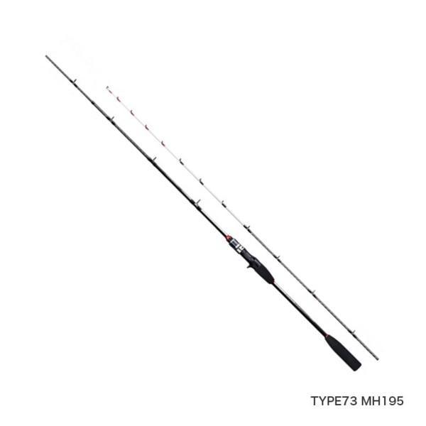 ≪'19年5月新商品!≫ シマノ ライトゲーム BB TYPE64 M200 〔仕舞寸法 103.5cm〕