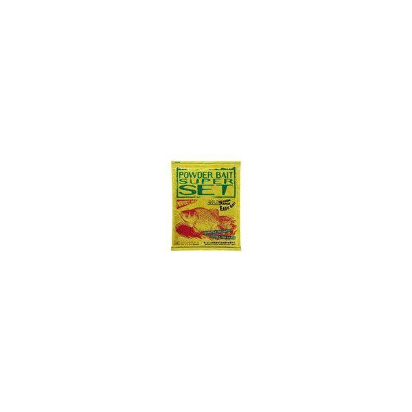 ★マルキュー★ 【パウダー ベイト スーパーセット(1箱ケース・20袋入)】 15750
