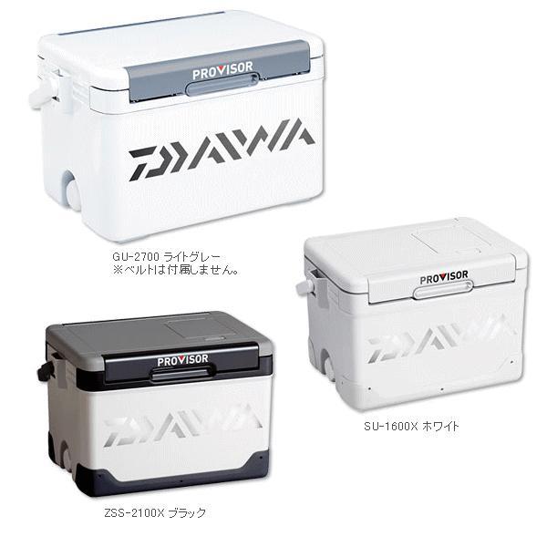 ≪新商品!≫ ダイワ プロバイザー GU-2700 ライトグレー