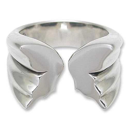 【 新品 】 KINGKING LIMO(キングリモ):Butterfly Ring(バタフライリング), いかさば八戸 タケワWEBストア:7f28f760 --- airmodconsu.dominiotemporario.com