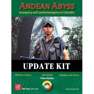 Andean Abyss Update Kit chronogame