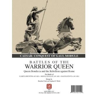 Battles of the Warrior Queen chronogame