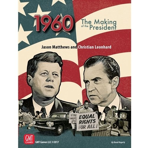 1960: The Making of the President, 2nd Printing  chronogame