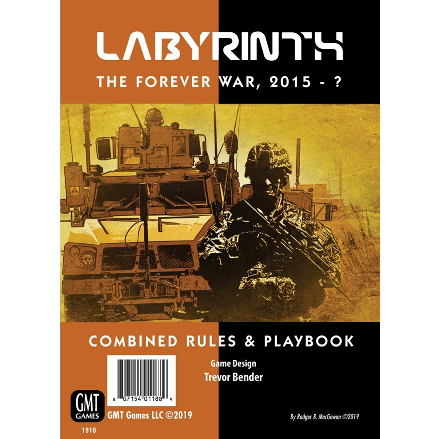 Labyrinth: The Forever War, 2015-?|chronogame
