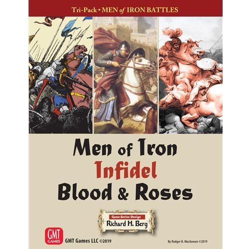 Men of Iron Tri-Pac chronogame