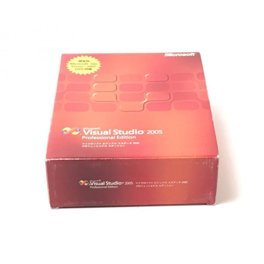 (中古)Visual Studio 2005 Professional Edition Windows|chu-konomori