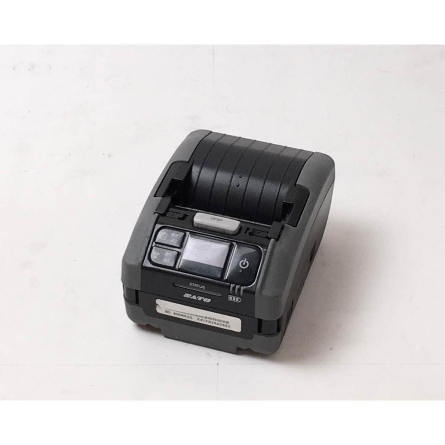 新作製品、世界最高品質人気! 中古 SATO モバイルプリンター W-LAN PW208 送料無料お手入れ要らず