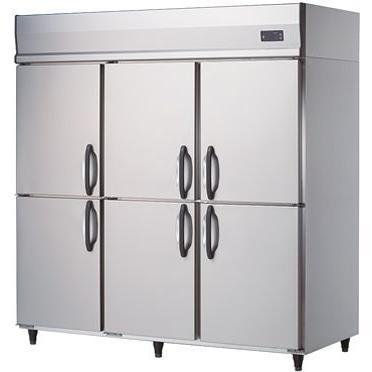 送料無料 新品 ダイワ 2冷凍4冷蔵庫(インバータ)(100V) 611S2-EC 在