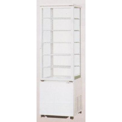 送料無料 新品 サンデン冷蔵ショーケース(5面ガラス)(171L) AGV-150X