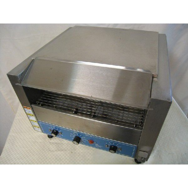 中古 送料無料 ニチワ 電気連続トースター CET-31 厨房一番